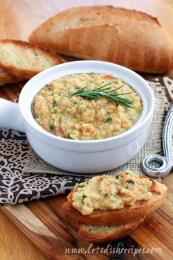 Tuscan Chickpea Dip