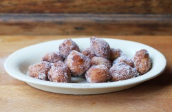 Tuscan Rice Fritters Recipe