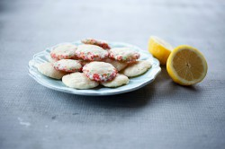 Two-bite Lemon Cookies