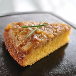 Upside-Down Cornbread