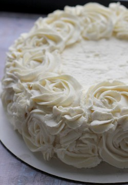 Vanilla Cloud Cake Recipe