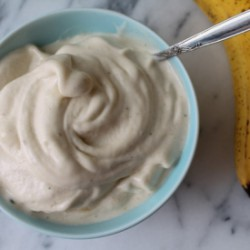 Vegan Banana 'Ice Cream'
