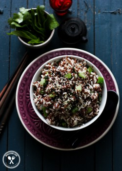 Vegetarian Quinoa Fried Rice Recipe