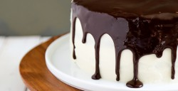 Whiskey Stout Chocolate Cake