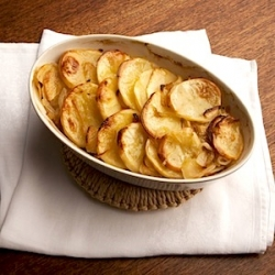 Apple Potato Bake
