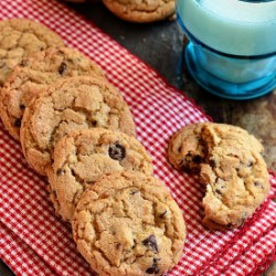 Bacon Bourbon Chocolate Chip Cookie