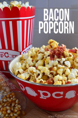 Bacon Popcorn Recipe