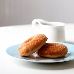 Baked Cinnamon Sugar Doughnuts Recipe