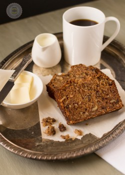 Banana Bread with Coconut Oil Recipe