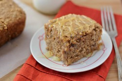 Banana Nut Breakfast Cake