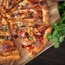 Barbecue Chicken Pizza Recipe