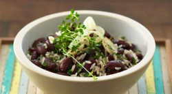Basmati Rice with Kidney Beans