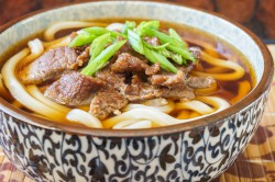 Beef Udon Recipe