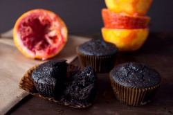 Blood Orange Chocolate Muffins Recipe