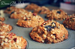 Branana Nut Muffins Recipe