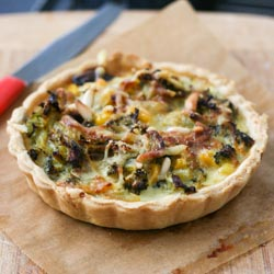 Broccoli Tartelettes Recipe