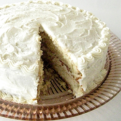 Brown Butter Cake with Brown Butter Frosting Recipe