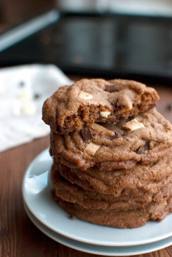 Brown Sugar Chocolate Chip Cookies Recipe
