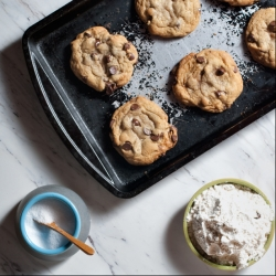 Browned Butter Sea Salt Chocolate Chip Cookies Recipe