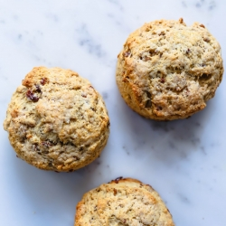 Buttered Pecan Biscuits Recipe