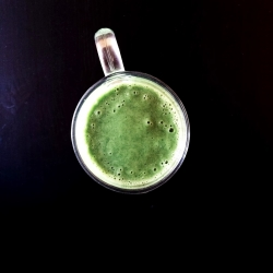 Cabbage Spinach Celery Green Smoothie Recipe