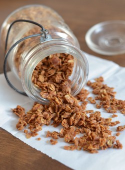 Caramelized Oats