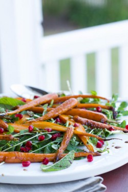 Carrot Pomegranate Salad Recipe