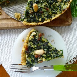 Chard and Cheese Pie