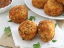 Cheese Stuffed Arancini with Spicy Marinara Sauce Recipe