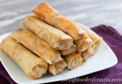 Chicken Eggrolls