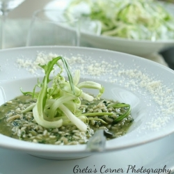 Chicory risotto…with his sprouts