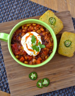 Chili Vegan Recipe