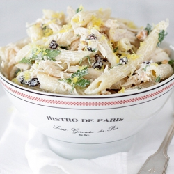 Chilled Penne with Chicken
