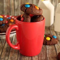 Chocolate MM Cookies Recipe