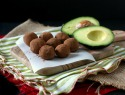 Chocolate-Avocado Truffles