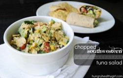 Chopped Southwestern Tuna Salad