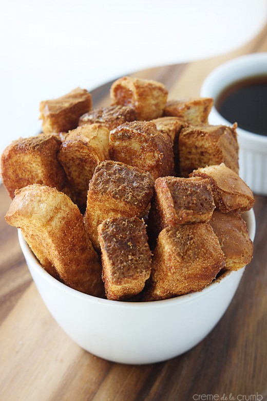 Cinnamon French Toast Stix