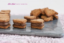 Coconut Flour Beet Sandwich Cookies with Avocado Frosting Recipe
