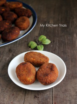 Corn Soy Cutlets Recipe