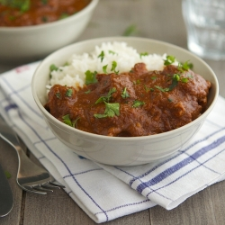 Crock-Pot Chicken Mole