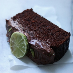 Dark n Stormy Chocolate Pound Cake Recipe