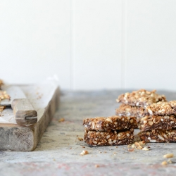 Date and Almond Slice Recipe