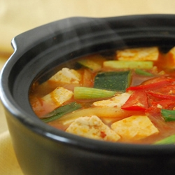 Doenjang Jjigae Korean Stew