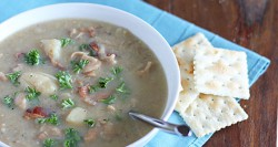 Down East Clam Chowder