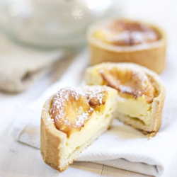 Duchess Pastry with Cottage Cheese Mallorca Recipe