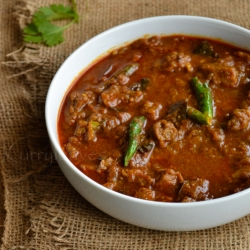 Easy Beef Curry Recipe