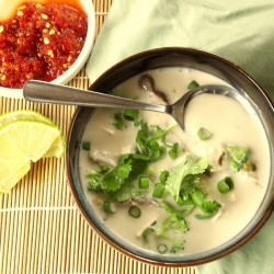 Gai Tom Kha Soup Recipe