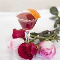 Gin Lillet Rouge Cocktail Recipe