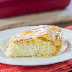 Greek Cheese Pie Recipe