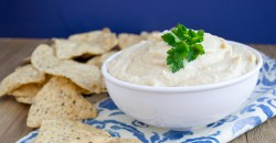 Greek Yogurt Hummus Recipe